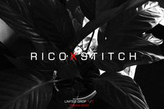Revealed 27.10.14 | http://store.ricostitch.com/subscribe