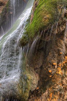 Sitting Bull Falls - NM