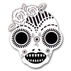 Skull Brooch $35