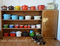 Retro koti | Vanhat huonekalut -blogi