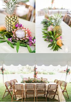 tropical wedding reception decorations 1000 images about wedding ceremony reception decor on 8087