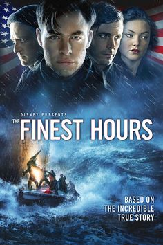 Will you be adding The Finest Hours to your must see movie list? Do you have a hard time finding a movie that everyone in your family enjoys? This is the perfect movie for your Memorial Day weekend! Celebrate American Heros! #ad #movie #izea #mustsee #TheFinestHours