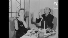 The singing Franciscan friar, Father Romanus Dunne, entertains diners in a North London restaurant, 1969: http://youtu.be/avjFgAC8pNc?t=1m47s