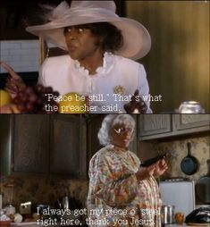 madea quotes | Madea Quotes Diary Of A Mad Black Woman Madea on pinterest