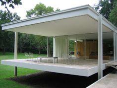 Casa Farnsworth / Mies van der Rohe
