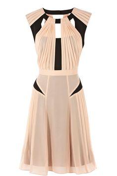 Peak a boo dress // EDITOR'S STYLE #JANESSAKINMIAMI #KINMIAMI