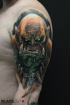 25 World of Warcraft Tattoos that will Blow your Mind | World of Warcraft