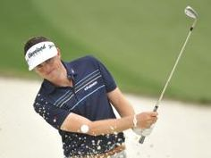 May 16, 2012    Keegan Bradley, blasing out of a bunker at the Masters, returns to the scene of his first PGA Tour title this week at the HP Byron Nelson Championship.