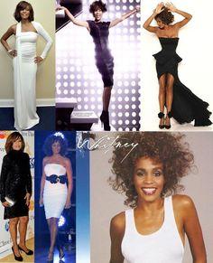 Whitney Houston Fashion & Style
