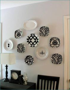 Decorative Wall Plates for Kitchen & 20 Beautiful Wall Decor Ideas Using Decorative Plates | Decorating ...