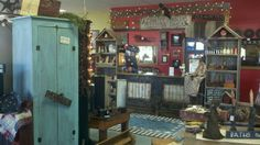 Primitive country stores | great store In Country Peddlers Primitive Shack they ... | primitive