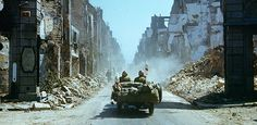 Rare, Unpublished Photos from The Ruins of Normandy after D-Day in 1944