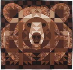 Image result for Bear Claw quilt block
