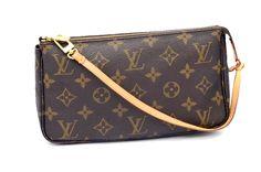 Louis Vuitton Pochette Accessoir Monogram Shoulder Bag