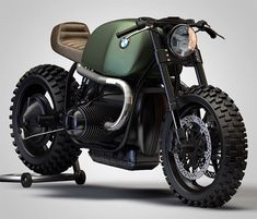 Ziggy Moto Custom BMW Motorcycle Concept