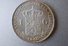 Netherlands 1 Gulden 1940