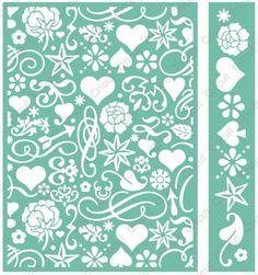 Cuttlebug snowflake frame winter frolic  embossing folder retired