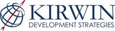 Logo for Kirwin Development Strategies. Design by Dalitopia.