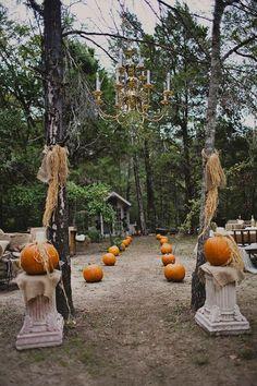 #boda #halloween #ideas #decoración