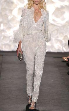 New York Edition Spring/Summer 2015 Trunkshow Naeem Khan Look 54 on Moda Operandi