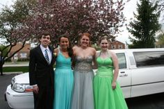 Beautiful girls, and one lucky guy!
