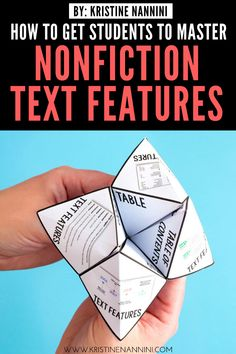 Freebies to Help Students Master Nonfiction Text Features - Freya 6th Grade Ela, 4th Grade Reading, Fourth Grade, Second Grade, Grade 2, 4th Grade Classroom, Middle School Classroom, Classroom Board, Classroom Ideas