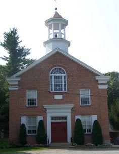 Kreutz Creek Church - Hellam Twp., York, PA