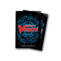 55 Bushiroad Cardfight Vanguard Deck Protector Official Card Sleeves - Ultra Pro