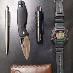 Being Ugly, Edc, Wellness, Casio Watch, Tips, Tools, Every Day Carry, Counseling