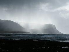 Shower over Hoy, Orkney Islands.  by Craig Taylor