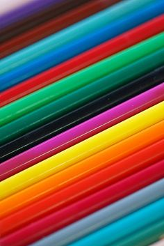 Colors by Juan Antonio Capó on Flickr. Reminds me of those sticks of Plasticine clay we used to play with when I was little