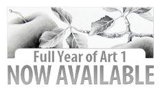 High School Art Lesson Plans   Full Year of Art I An entire year of Art lesson plans