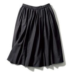yunahica(ユナヒカ)のダブルプリーツスカート   ファッション通販 FLAG SHOP