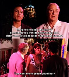 Miss Congeniality. I love this movie. Sandra bullock is so funny! Tv Show Quotes, Film Quotes, Funny Quotes, Funny Movies, Great Movies, Amazing Movies, Comedy Movies, Love Movie, Movie Tv
