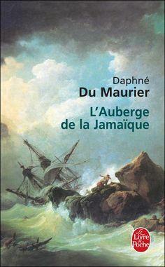 L'auberge de la jamaïque - Daphné Du Maurier - roman