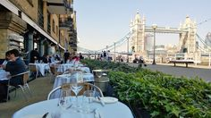 Le Pont de La Tour in London  Eating & Drinking [1000 Places To See Before You Die]