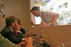 Chef Carl Heinrich @ Richmondstation.ca Toronto. www.ontariotable.com/richmond-station/ Toronto, Chef, Dining, Meal, Restaurant