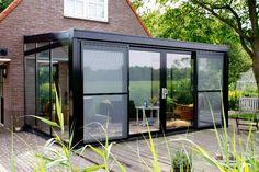 Luxe wellness villa het buitenhof met serre op texel