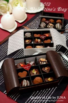 簡単かわいい♡おしゃれなバレンタイン手作りレシピ♪ - NAVER まとめ Chocolate World, Chocolate Lovers, Chocolate Fondue, Chocolate Candies, Chocolate Chocolate, Cute Desserts, Chocolate Decorations, Mini Cakes, Decorating Tips