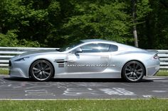 Spy Shots: 2013 Aston Martin DBS V12 Supercar is the Old New