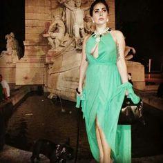 Lady GaGa Central Park