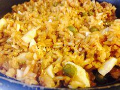 Mom's vegetable rice