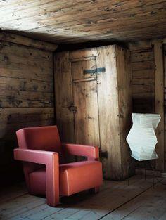 rietveld chair