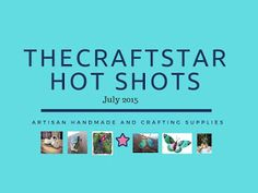 Bubble Boy Boutique: The Craft Star Hot Shots and yes we are one!! #BubbleBoyBoutique is on Page 4 #BabyGift