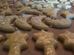 Butterys - Butterplätzchen. Delicious and easily made German Christmas cookies