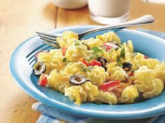 Mexican Macaroni and Cheese from Live Better America