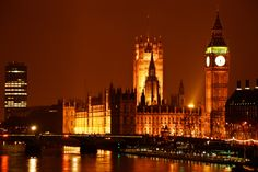 Palace of Westminster (Parlament) Lodnon