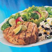 Grilled Lime Tuna Steak - I use this recipe for tilapia - so yummy and easy!