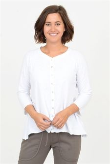 Cut Loose Linen Jersey Swing Cardie, White Cut Loose Clothing, Clothes, Outfits, Clothing, Baggy Clothes, Clothing Apparel, Kleding, Cloths, Coats