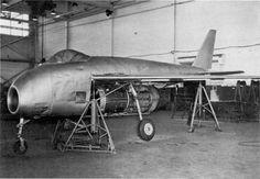 Messerschmitt P.1101 : WWIIplanes